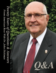 Q&A: Twenty Years of Questions & Answers with Dr. John T. Dickman