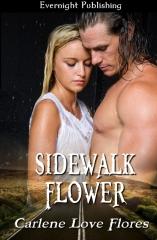 Sidewalk Flower
