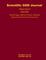 Scientific GOD Journal Volume 4 Issue 3