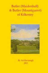 Butler (Maidenhall) & Butler (Mountgarret) of Kilkenny