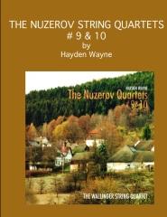 The Nuzerov String Quartets #9 & 10
