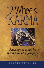 12 Wheels of Karma: Astrology as a tool for meditation and self-inquiry
