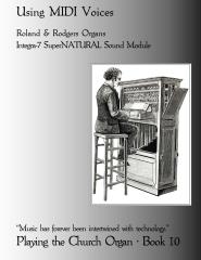 Playing the Church Organ Book 10