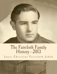 The Faircloth Family History - 2013