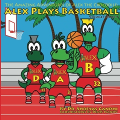 Alex Plays Basketball