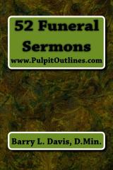 52 Funeral Sermons