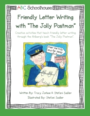 """Friendly Letter Writing with """"The Jolly Postman"""""""