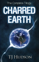 The Complete Trilogy Charred Earth