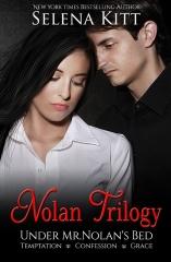 Nolan Trilogy: Temptation, Confession, Grace (Under Mr. Nolan's Bed)