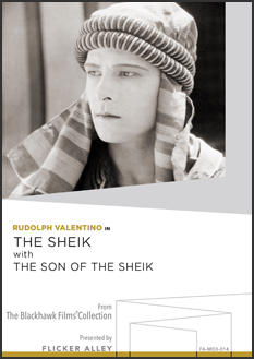 The Sheik with The Son of The Sheik