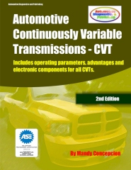 Automotive Continuously Variable Transmissions - CVT