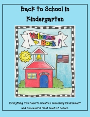 Back to School in Kindergarten