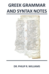 Greek Grammar and Syntax Notes