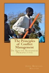 The Principles of Conflict Management