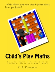 Child's Play Maths