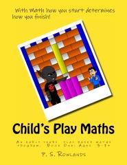 Child's Play Maths