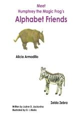 Meet Humphrey the Magic Frog's Alphabet Friends