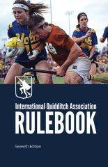 International Quidditch Association RULEBOOK