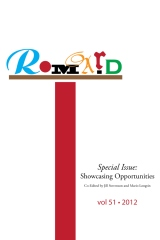 ROMARD: Research on Medieval and Renaissance Drama, vol 51