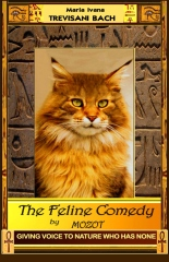The Feline Comedy by Mozot