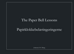 Paper Bell Lessons