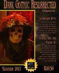 Dark Gothic Resurrected Magazine Summer 2013