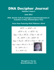 DNA Decipher Journal Volume 3 Issue 2