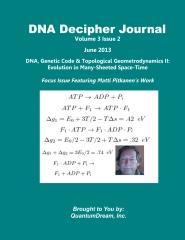 DNA Decipher Journal Volume 3 Issue 2