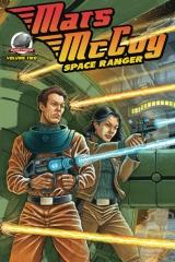 Mars McCoy-Space Ranger Volume 2
