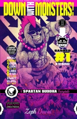 Down With Monsters: A Spartan Buddha Fairytale