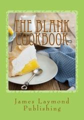 The Blank Cookbook
