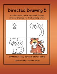 Directed Drawing-V5-Zoo Animals