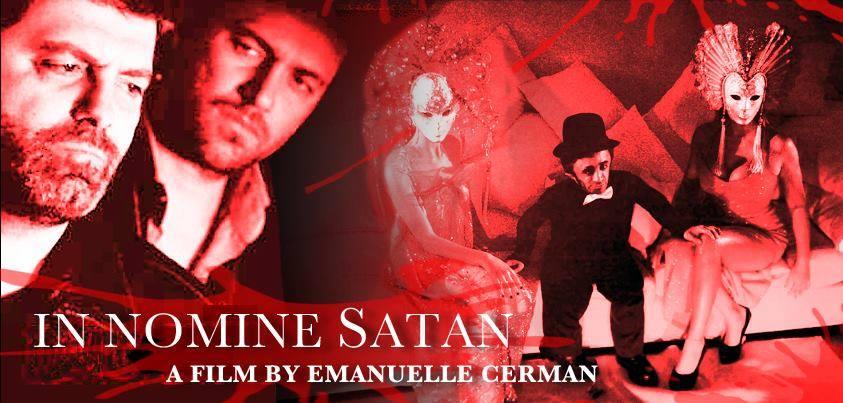 In nomine Satan (in the name of Satan)