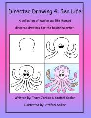 Directed Drawing-4-Sea Life
