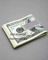 Vocational Numerology