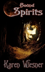 Bound Spirits, Book 1 of the Bloodmoon Cove Spirits Series
