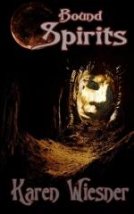 Bound Spirits, Book 1 of the Bloodmoon Cove Spirits Series