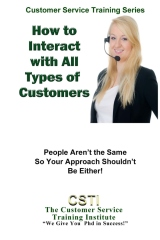 How to Interact with Any Kind of Customer