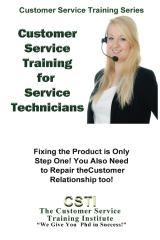 Customer Service Training for Service Technicians