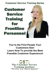 Customer Service Training for Front Line Personnel