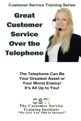 Great Customer Service Over the Telephone