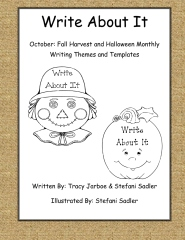 Write About It - October