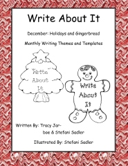 Write About It - December