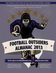 Football Outsiders Almanac 2013