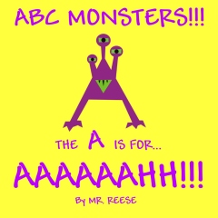ABC Monsters