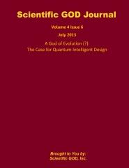 Scientific GOD Journal Volume 4 Issue 6