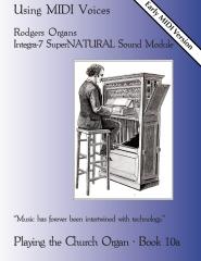 Playing the Church Organ Book 10a