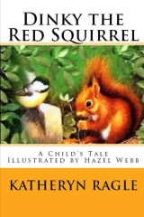 Dinky the Red Squirrel