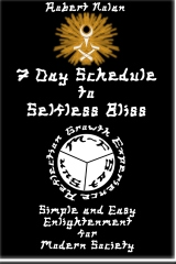 7 Day Schedule to Selfless Bliss