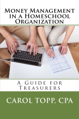 Money Management in a Homeschool Organization